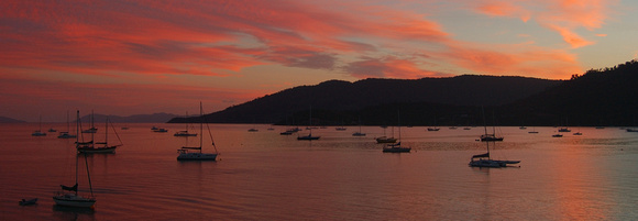 Dawn, Airlie Beach Anchorage