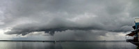 Storm Approaching Darwin Harbour