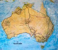 Some Travels of Australia