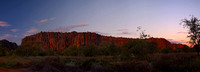 Full Moonrise, Windjana Gorge, Gibb River Rd, Western Australia