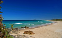 Tallows Beach, Byron Bay
