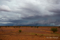 Storm over the Great Victoria Desert